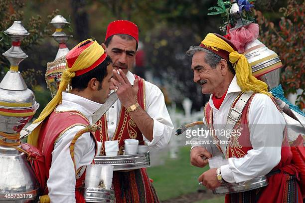 sellers of lemonade in istanbul - islamabad stock pictures, royalty-free photos & images