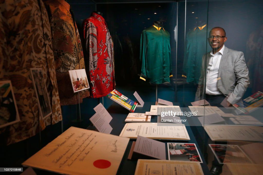 Mandela My Life: The Official Exhibition Media Preview