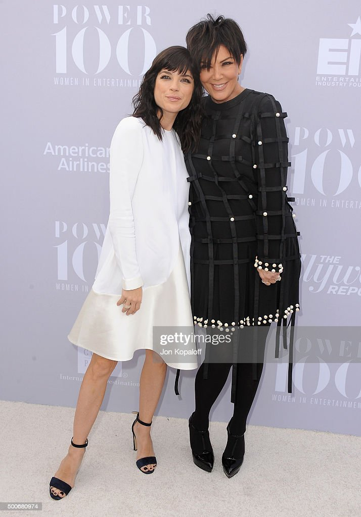 The Hollywood Reporter's Annual Women In Entertainment Breakfast : News Photo