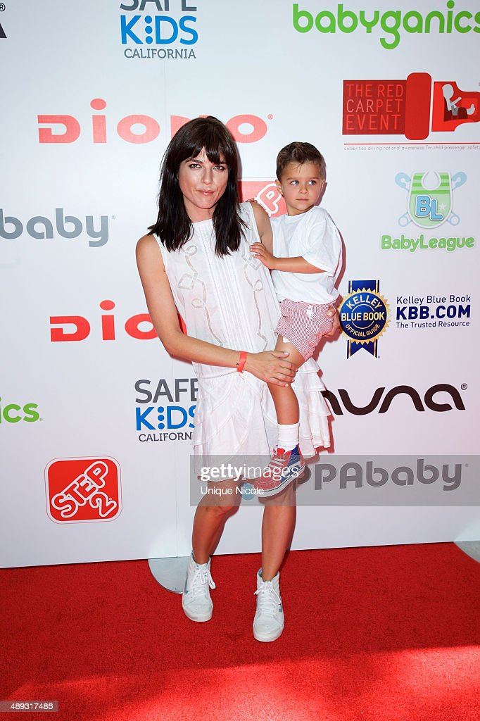 4th Annual Red CARpet Safety Awareness Event : News Photo