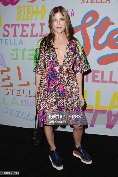 Selma Blair attends Stella McCartney's Autumn 2018 Collection Launch on January 16 2018 in Los Angeles California