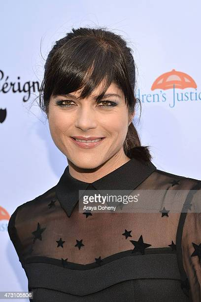 Selma Blair attends the Children's Justice Campaign event on May 12 2015 in Beverly Hills California