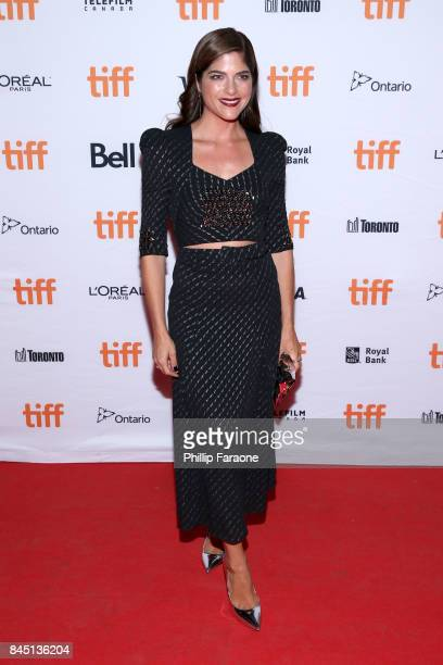 Selma Blair attends the Mom and Dad premiere during the 2017 Toronto International Film Festival at Ryerson Theatre on September 9 2017 in Toronto...