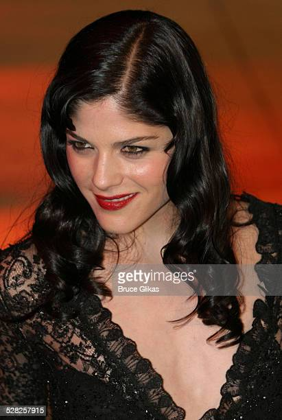 Selma Blair during 2006 Vanity Fair Oscar Party at Morton's in West Hollywood California United States