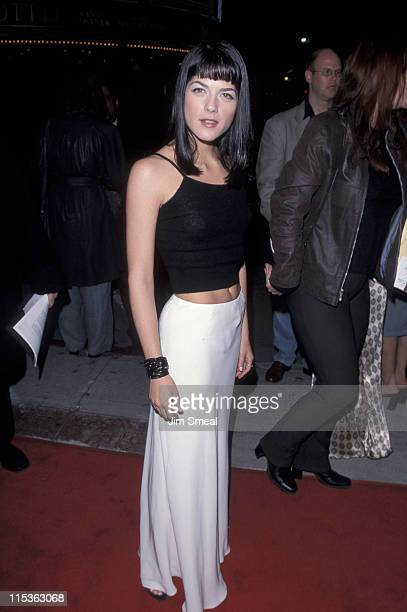 Selma Blair during Cruel Intentions Premiere at Mann Village Theatre in Westwood California United States