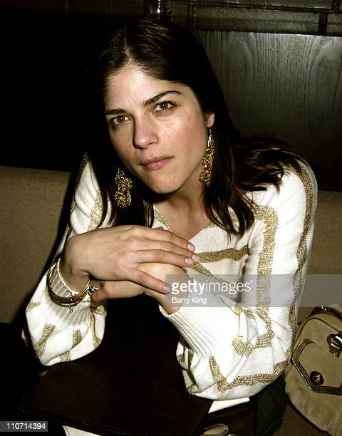 Selma Blair during Karen McCullah Lutz Book Release Party for The Bachelorette Party at Falcon in Hollywood California United States