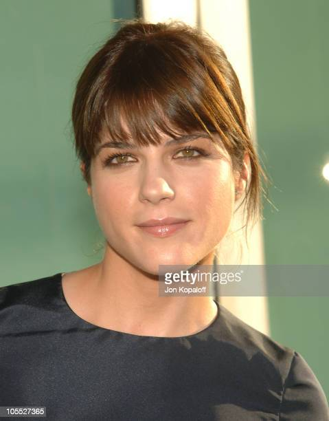 Selma Blair during 'Must Love Dogs' Los Angeles Premiere at Cinerama Dome in Hollywood California United States