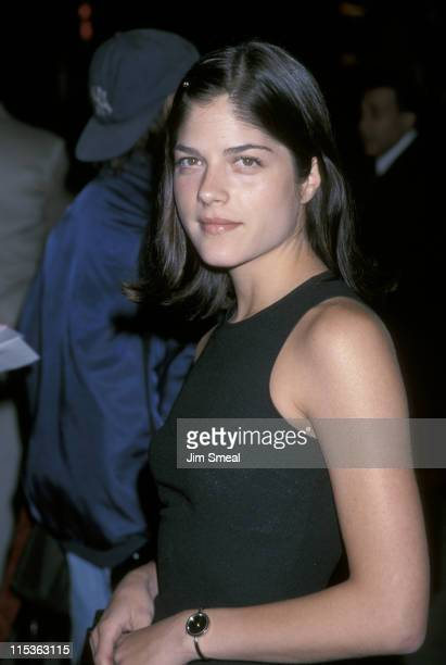 """Selma Blair during """"Pleasantville"""" Los Angeles Premiere at Mann's National Theater in Westwood, California, United States."""
