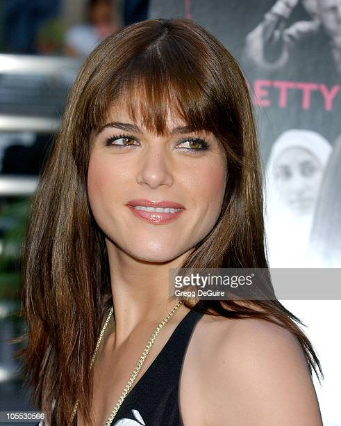 Selma Blair during 'Pretty Persuasion' Los Angeles Premiere Arrivals at ArcLight Theatre in Hollywood California United States