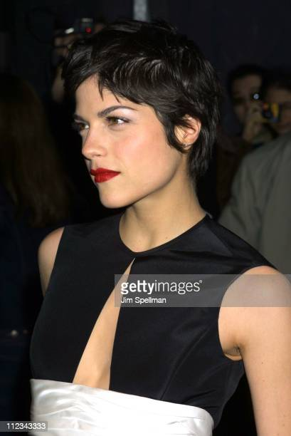 Selma Blair during 'The Sweetest Thing' Premiere at Loews Lincoln Square in New York City New York United States