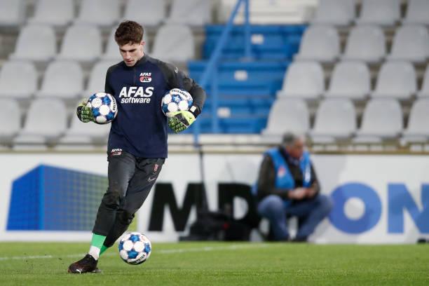 NLD: De Graafschap v Jong AZ Alkmaar - Dutch Keuken Kampioen Divisie
