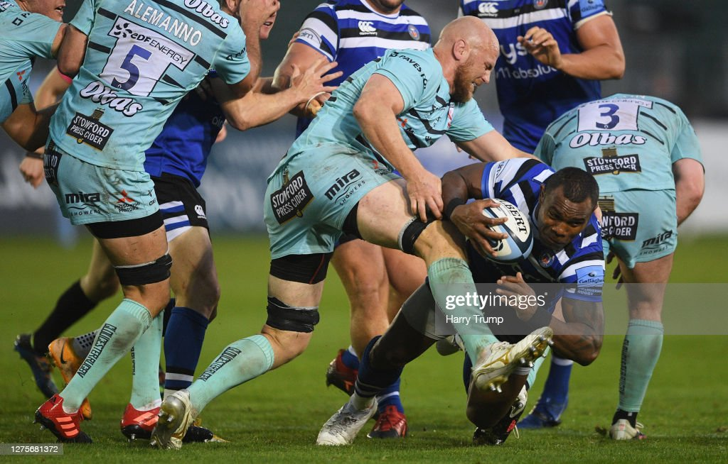 Bath Rugby v Gloucester Rugby - Gallagher Premiership Rugby : News Photo