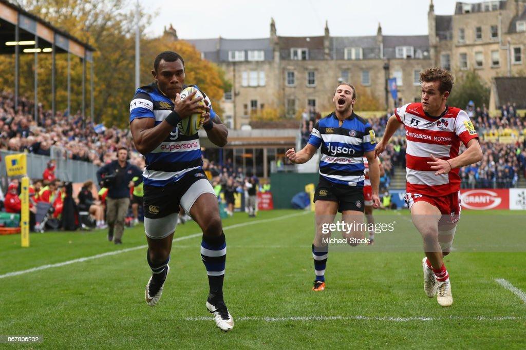 Bath Rugby v Gloucester Rugby - Aviva Premiership