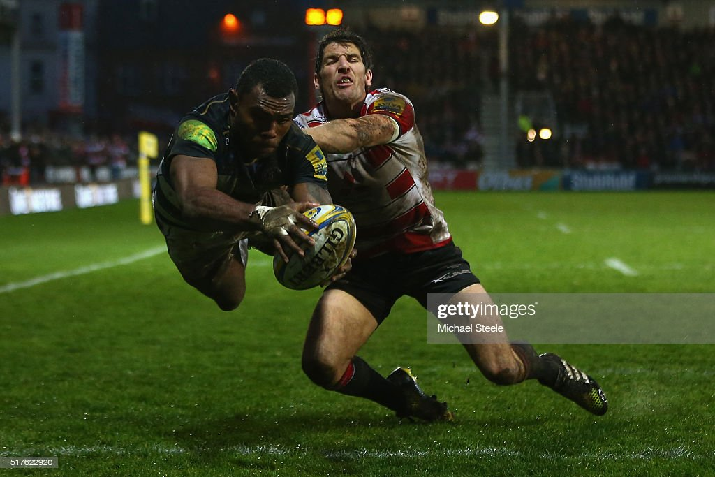 Gloucester Rugby v Bath Rugby - Aviva Premiership