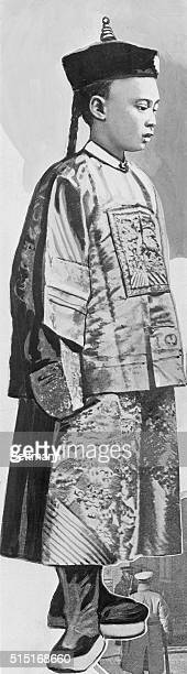 Semi profile of Henry Puyi the last Emperor of China
