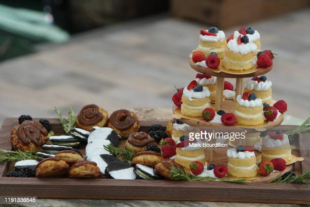 """Semi-Final and Final"""" - This week, the judges present the four remaining bakers with their toughest challenges yet. With the bakers hoping to wow..."""