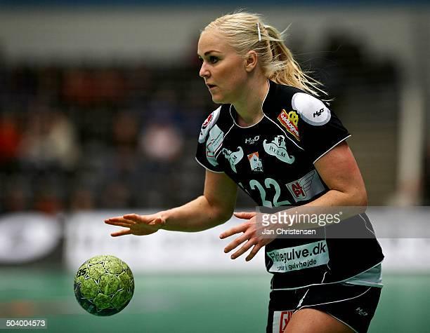 Semifinale EHF Cup - Trine Troelsen, FC Midtjylland . © Jan Christensen/Frontzonesport.