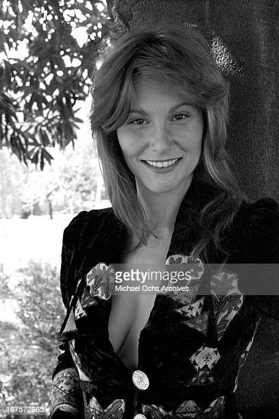 Seminal adult film star Linda Lovelace poses for a portrait circa 1974 in Los Angeles, California.