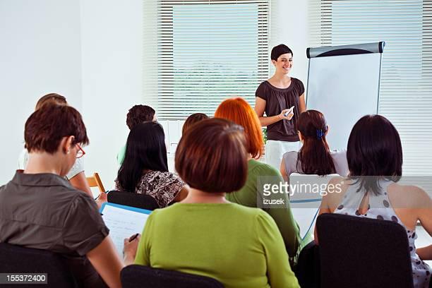 Seminar for woman