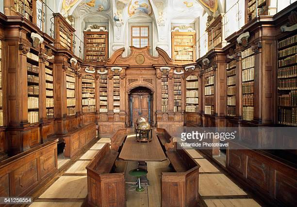 Seminary Library in Ljubljana