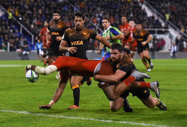 ARG: Super Rugby Rd 18 - Jaguares v Sunwolves