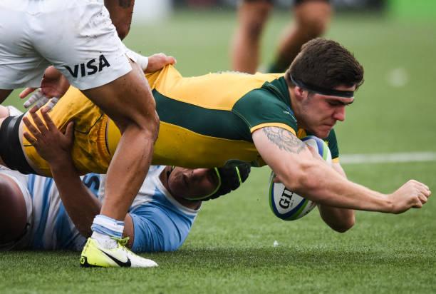 ARG: Argentina U20 v Australia U20 - World Rugby U20 Championship 2019