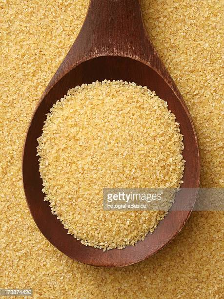 Semolina wheat