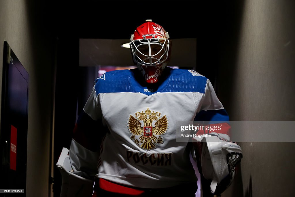 World Cup Of Hockey 2016 - Russia v Team North America
