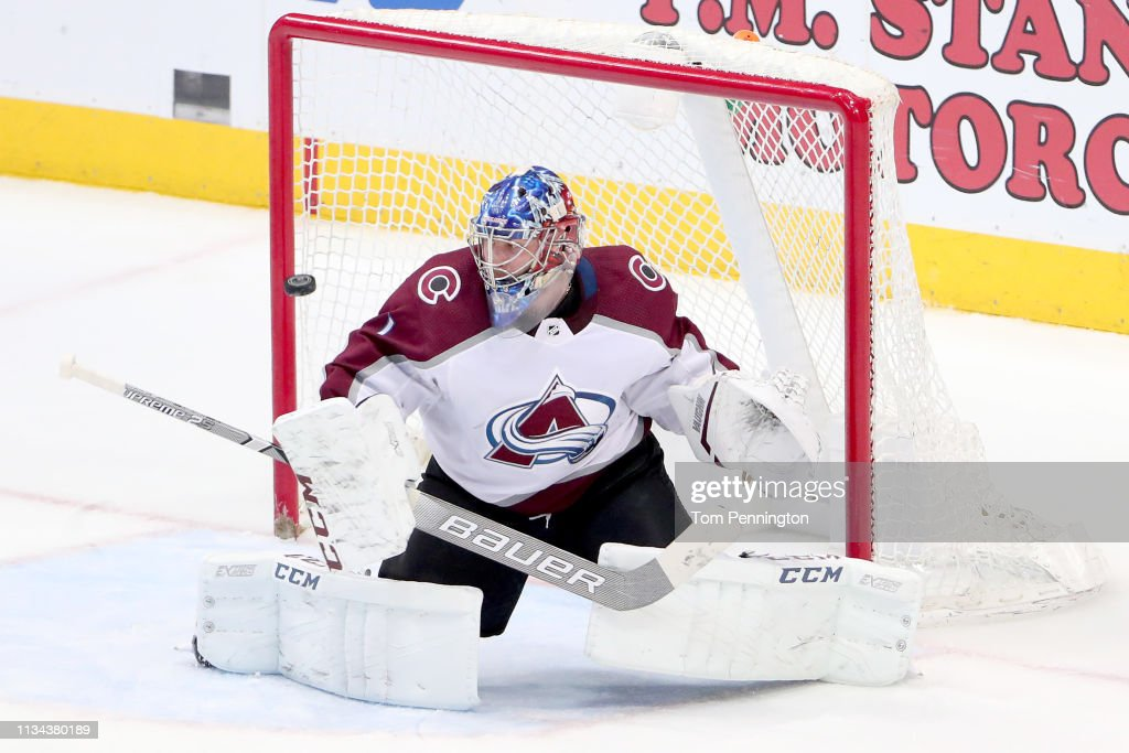 Colorado Avalanche v Dallas Stars : News Photo