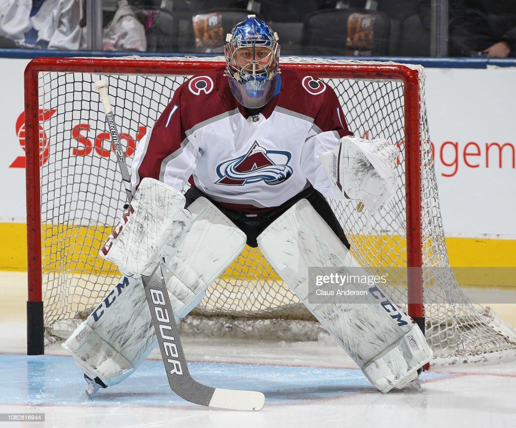 Colorado Avalanche v Toronto Maple Leafs : News Photo