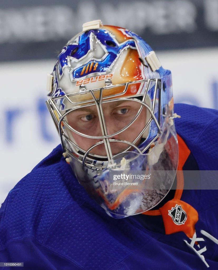 Washington Capitals v New York Islanders : News Photo
