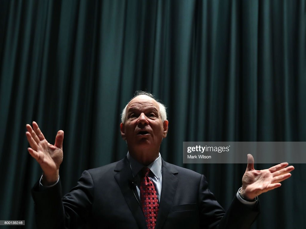 Sen. Ben Cardin Holds Healthcare Town Hall In Maryland