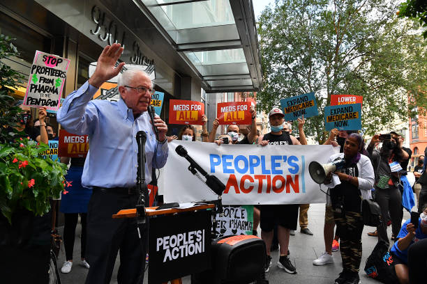 DC: People's Action Rallies Against Big Pharma's Greed