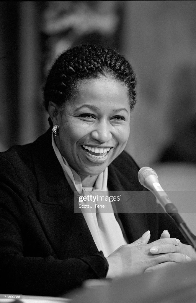 20 Years Since Carol Mosely Braun Became The First Female African American Senator