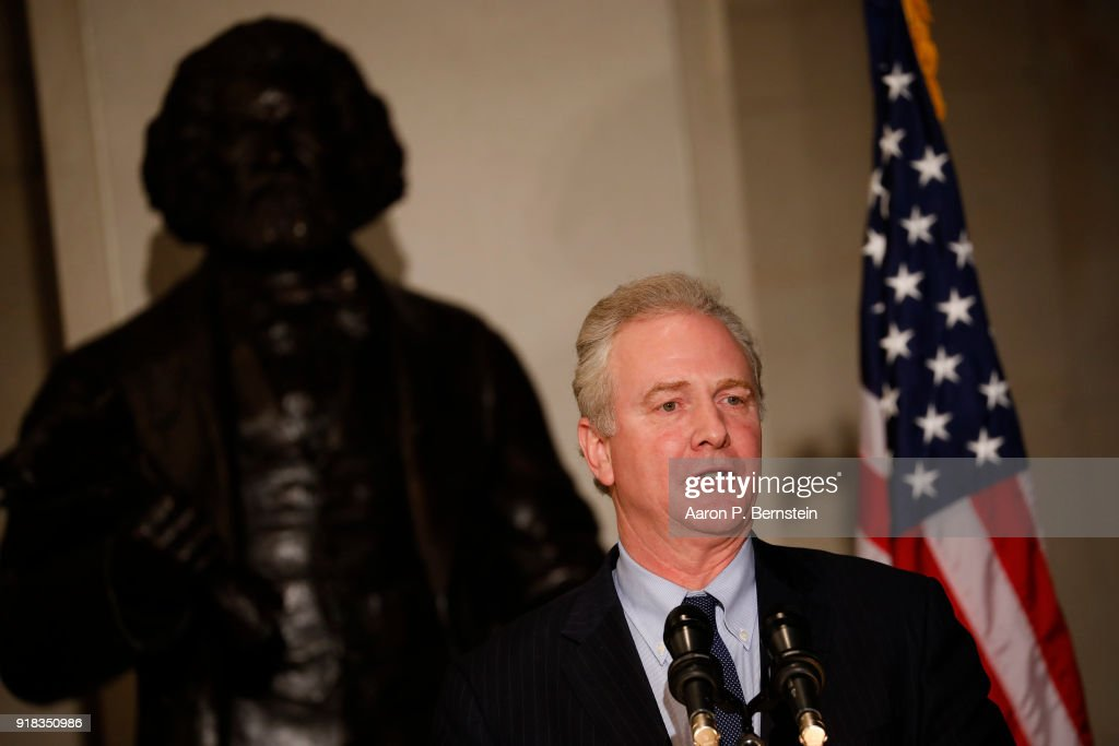Frederick Douglass's Birthday Honored On Capitol  Hill