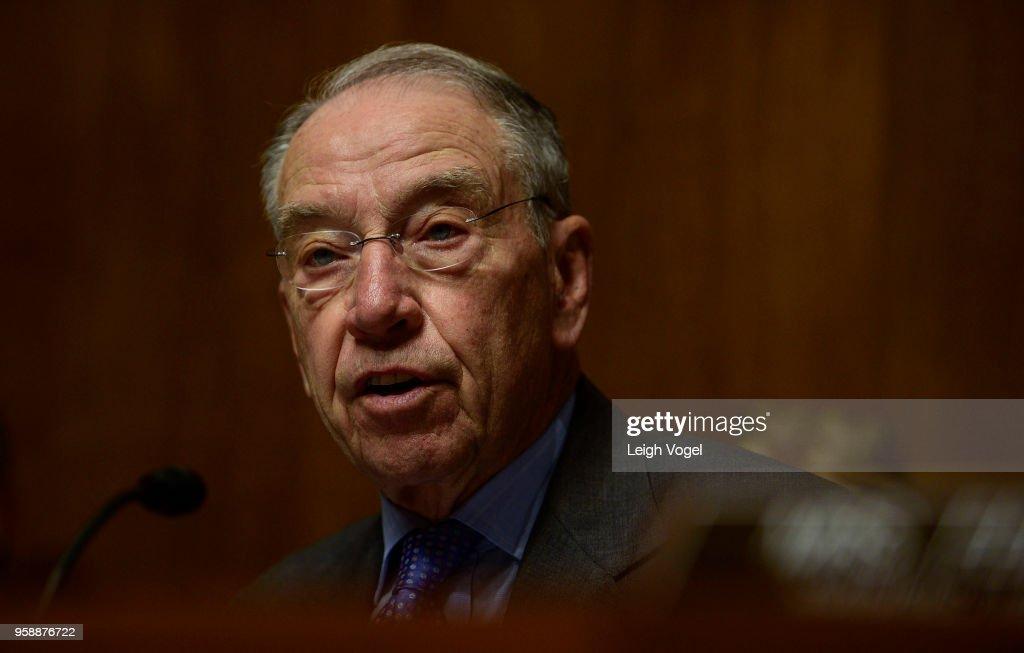 Senate Judiciary Hearing