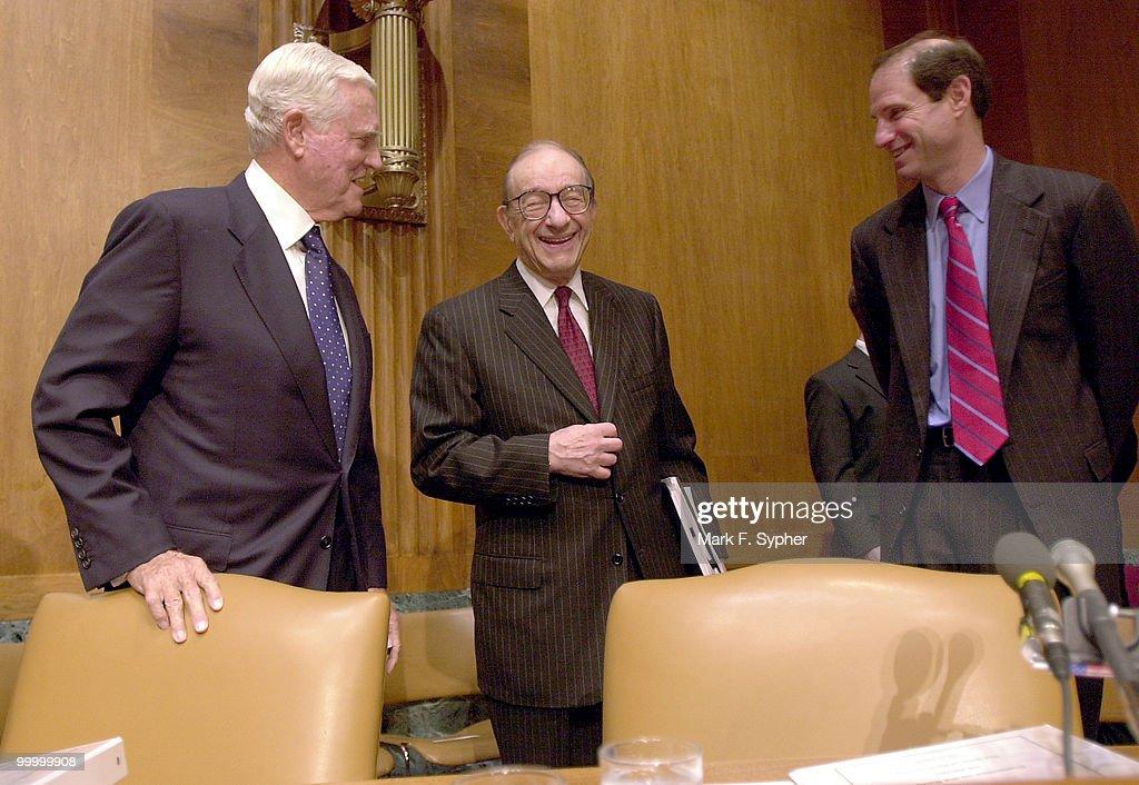 Greenspan : Fotografia de notícias