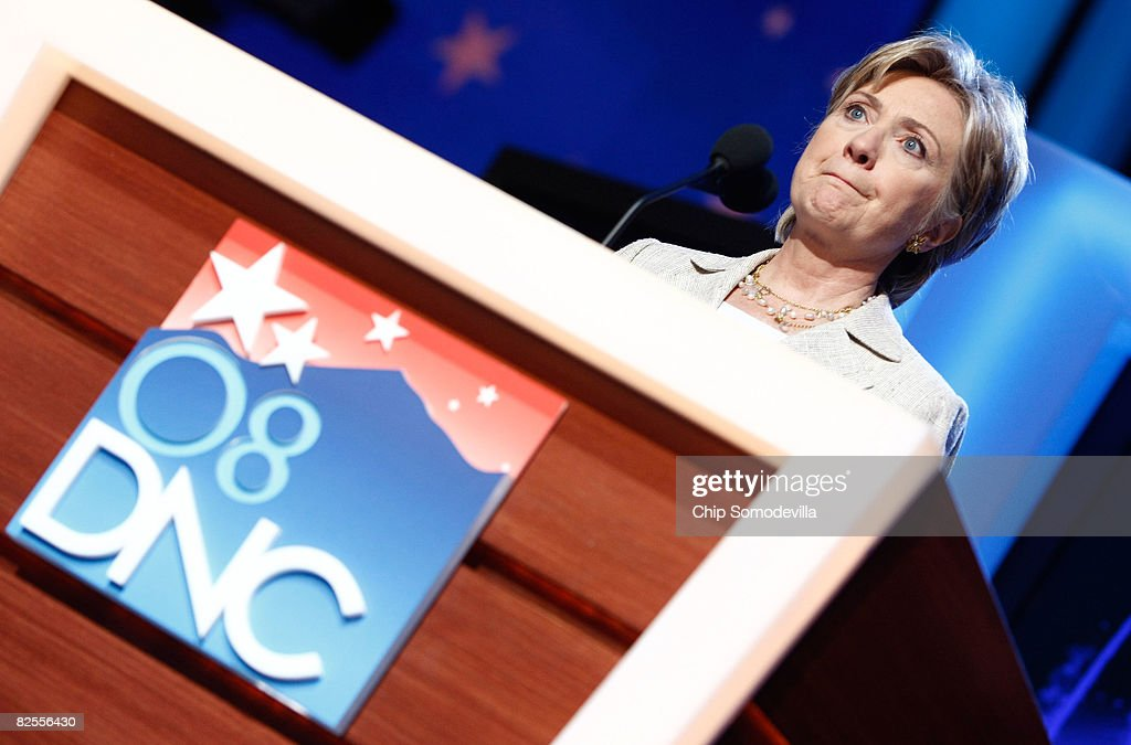 2008 Democratic National Convention: Day 2 : News Photo