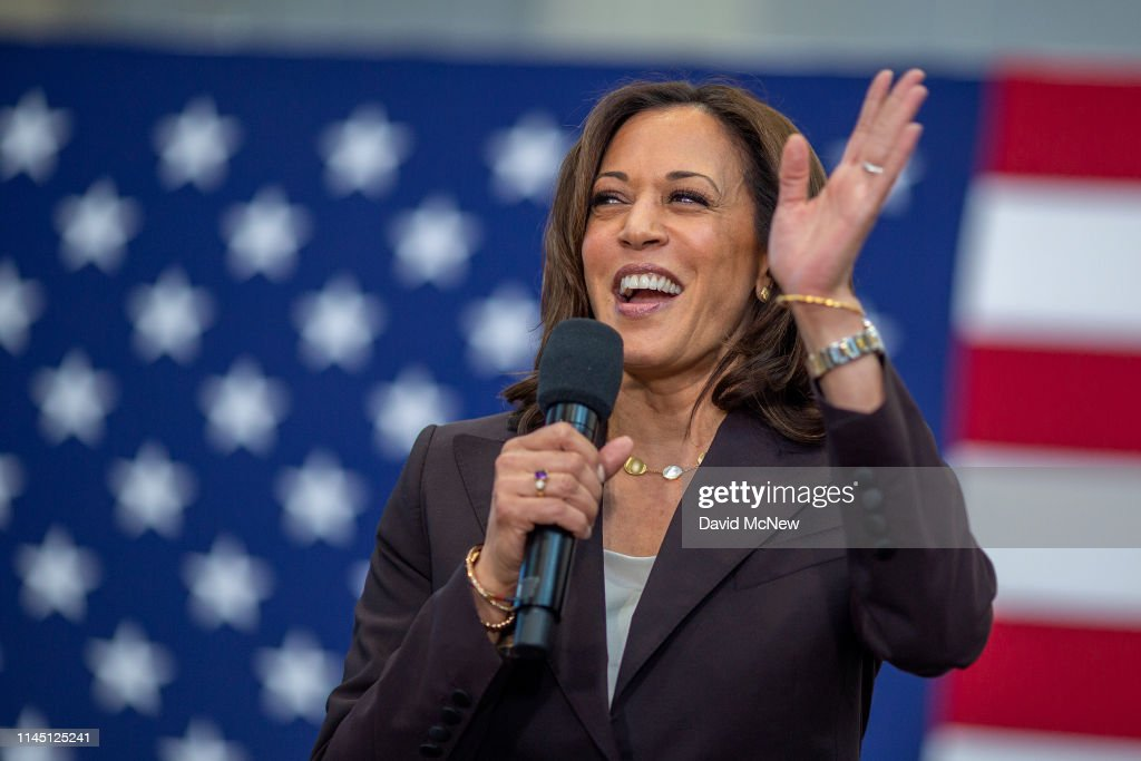 CA: Presidential Candidate Kamala Harris Holds Her First Organizing Event In Los Angeles