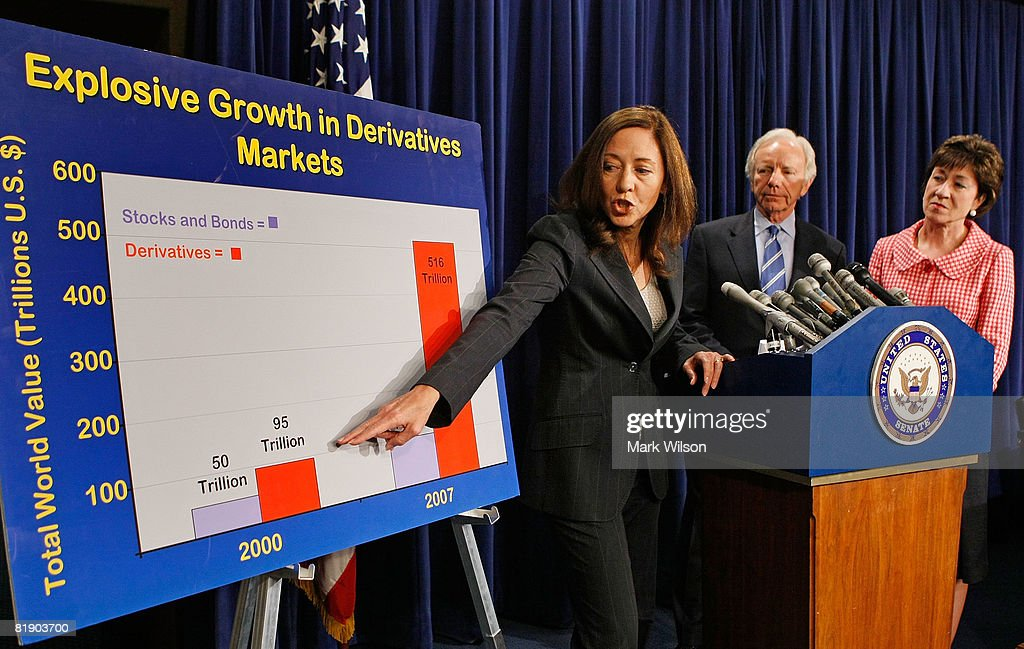 Senators Lieberman, Collins, And Cantwell Introduce Economic Legislati