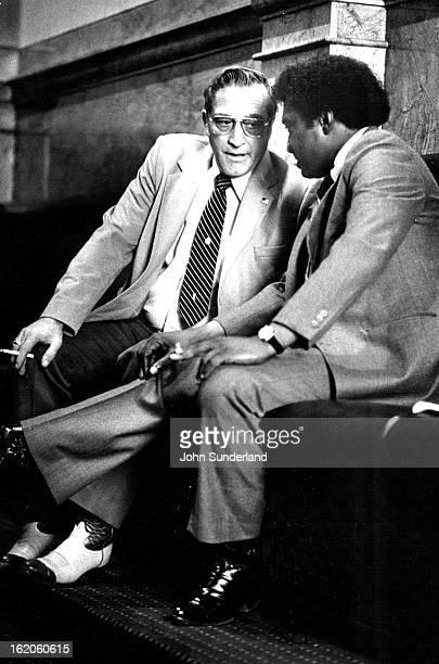 MAR 30 1982 111982 Sen Maynard Yost and Sen Regis Groff