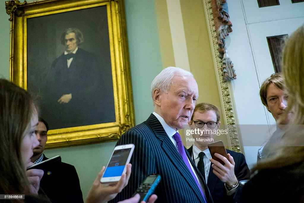 Obama's Supreme Court Nomination Sets Up Tense Battle In Congress