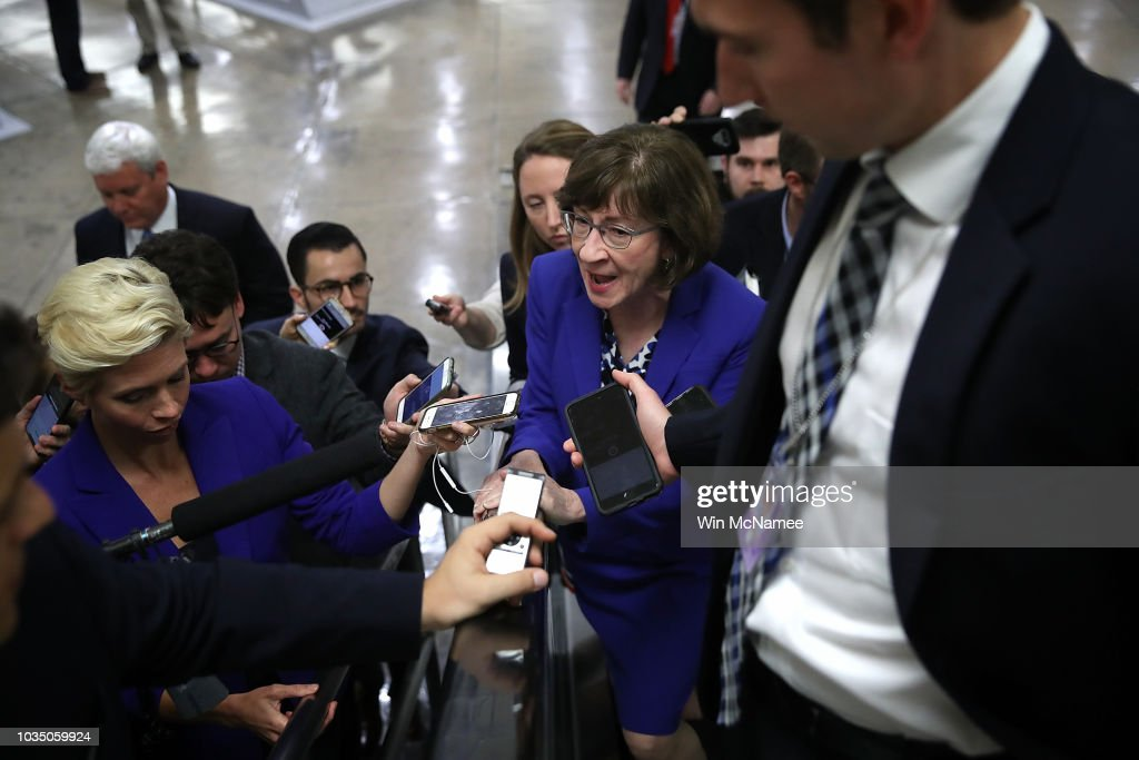 Senate Judiciary Committee Scrambles After Accusations Against Judge Kavanaugh