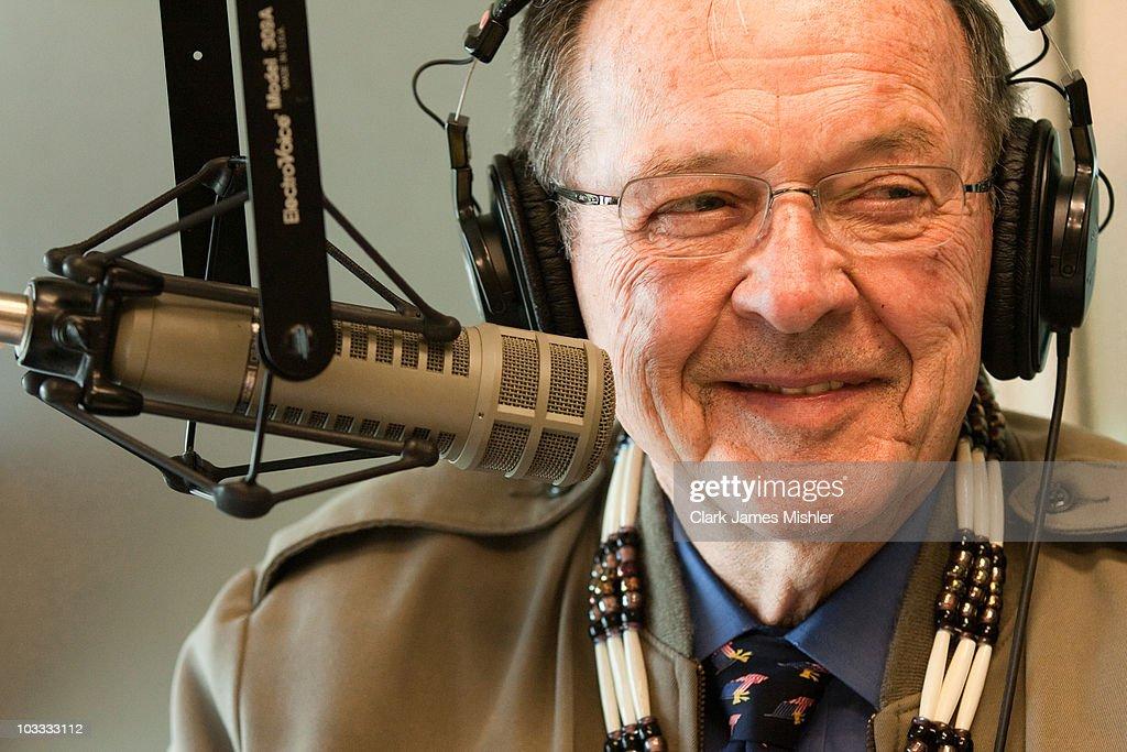 Former Sen. Ted Stevens One Of Five Killed In Alaska Plane Crash
