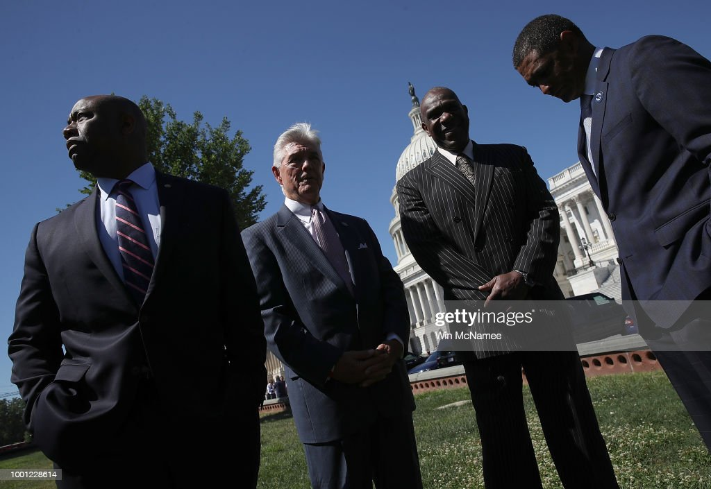 75th Anniversary Of The Integration Of Baseball Marked On Capitol Hill