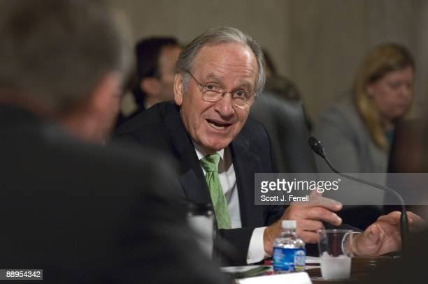 July 9: Sen. Tom Harkin, D-Iowa, during the Senate Health, Education, Labor and Pensions markup of a comprehensive health care overhaul bill.