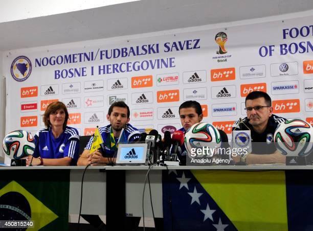 Bosnia Herzegovina Senad Lulic Bildbanksfoton Och Bilder