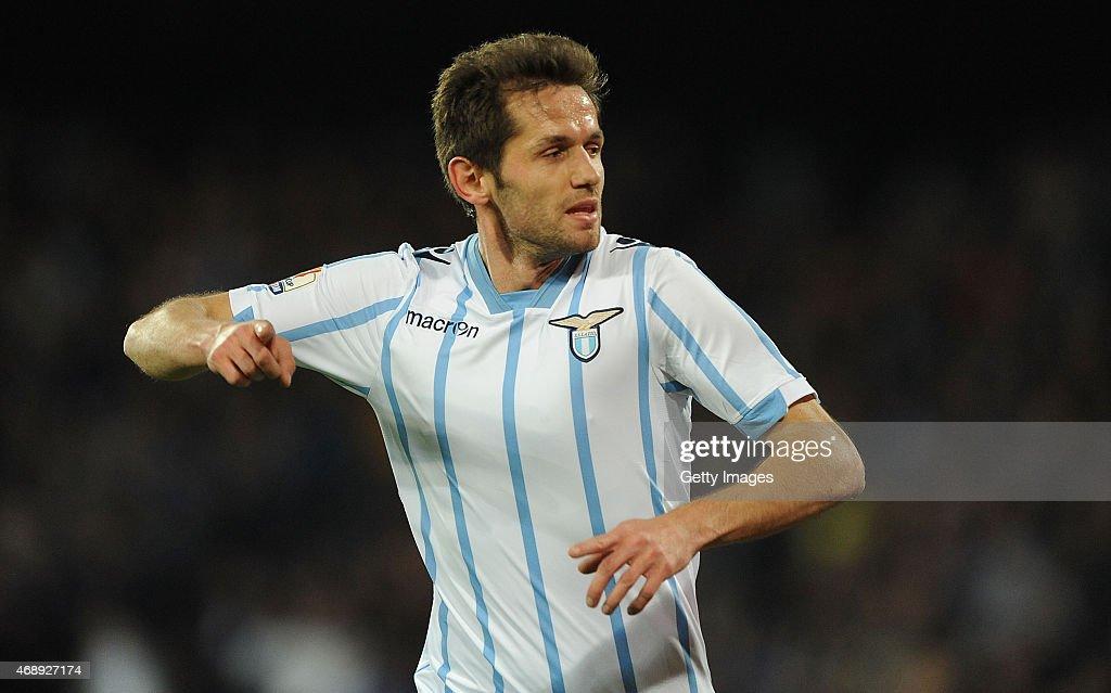 SSC Napoli v SS Lazio - TIM Cup : News Photo