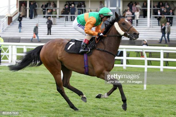 Senafe ridden by Andrea Atzeni goes to post for the Follow Scoop6 At totepoolliveinfocom Chartwell Fillies' Stakes