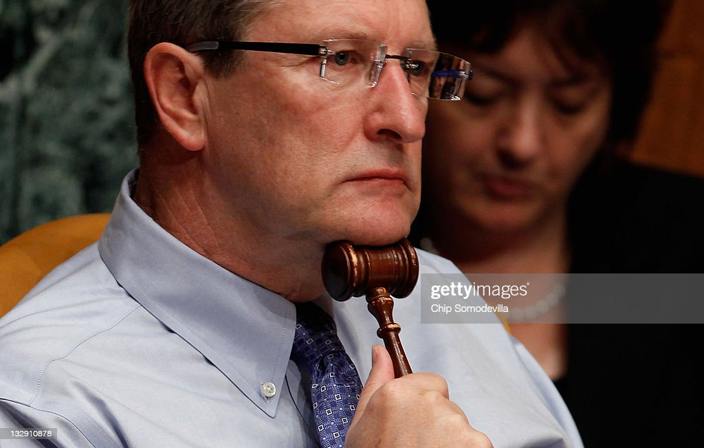 CBO Director Doug Elmendorf Testifies At Senate Hearing On Fiscal Policy